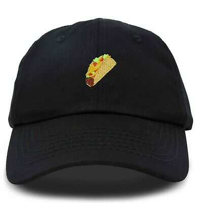 73af44937a7f6 DALIX TACO DAD Hat Baseball Cap for Men Womens Emoji Caps - $10.99 ...