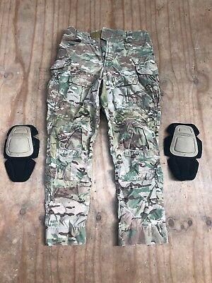 Crye Precision Multicam combat pants with knee inserts 30 inch waist