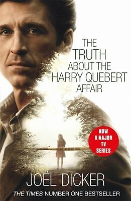 NEW The Truth about the Harry Quebert Affair By Joel Dicker Paperback