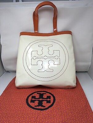 f80f03a87db NWT TORY BURCH Kerrington Drawstring Tote Shoulder Bag