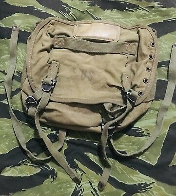 M1956 BUTTPACK USMC US Army Vietnam War OD CIDG ARVN Mike Force C-2 M56 Pouch