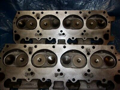 MOPAR 1962 413 heads, rebuilt, Chrysler, Plymouth, Dodge
