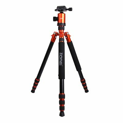 Zomei Z888 Professional Camera Tripod Monopod Ball Head Quick-Release Plate RE
