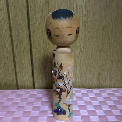 Kokeshi Japanese traditional craft cute rare popular vintage retro beauty F / S!