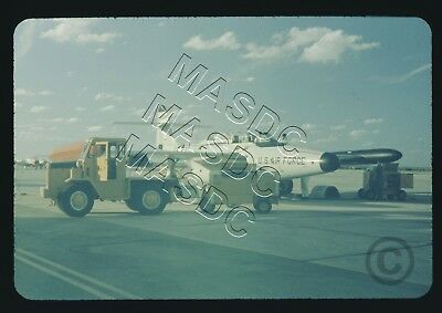 35mm Spiratone Aircraft Slide - F-89J Scorpion 53-2601 WI ANG @ Randolph AFB '64