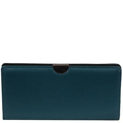 Wilsons Leather Womens Core Slim Leather Clutch
