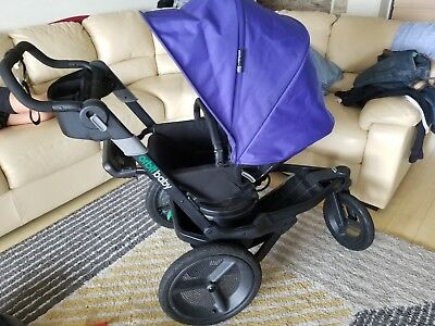 Orbit baby G3 Stroller , Limited Edition Hood + Accessory , Used 3 Month