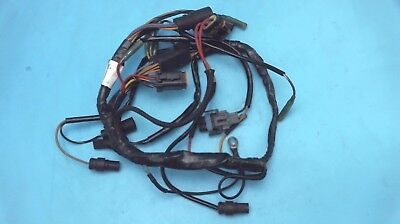 WIRE HARNESS ADAPTER Evinrude Johnson Suzuki 4 Stroke to ... on johnson outboard repair manual, johnson outboard amplifier, johnson outboard motor starter,