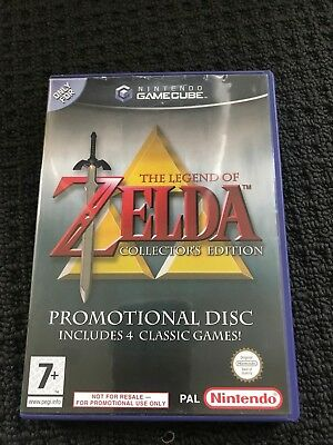 The Legend of Zelda Collector's Edition Gamecube Pal - Complete