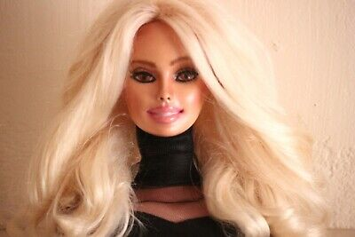 OOAK Repainted Styling Head Doll | Real Housewives of Atlanta | Kim Zolciak