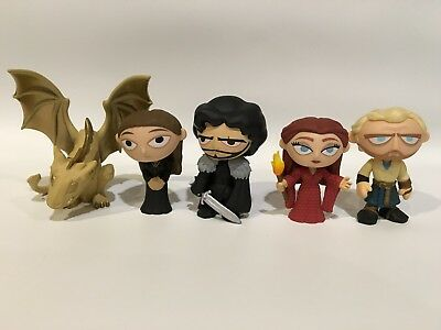 Funko Game of Thrones Series 1, 2 & 3 Mystery Mini Figure You Choose USED