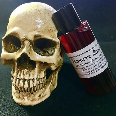"""ESOTERIC OIL FOR RITUAL """" TIE UP SEX """" 50ml RITUAL WITCHES WITCHCRAFT"""