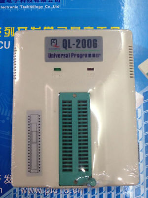 QL2006 USB RS232 PIC Development tools Programmer with 16F877A