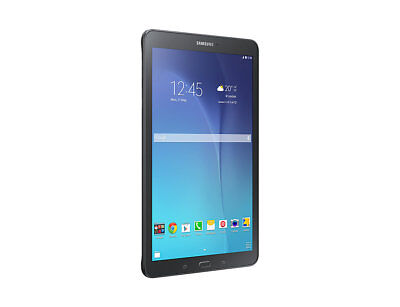 Samsung Galaxy Tab E SM-T560 8GB, WLAN, 24,4 cm (9,6 Zoll) - Metallic Black- NEU