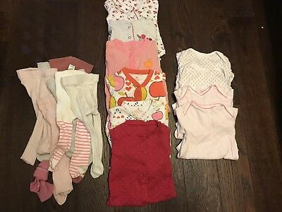 Bundle/Job Lot Baby Girl Clothes, 3-6 Months