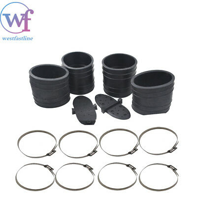 Exhaust Y-pipe Kit 807166A1 Hose Bellows 32-14358T Fit for Mercruiser 1998 &Up