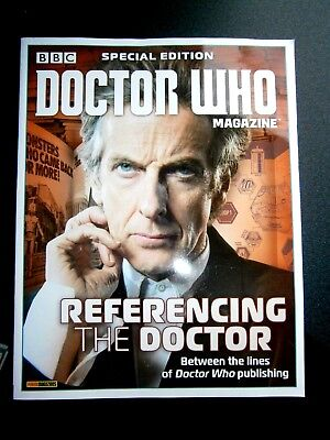 BBC Doctor Who Magazine Special Edition Issue 47 Autumn 2017 (new)
