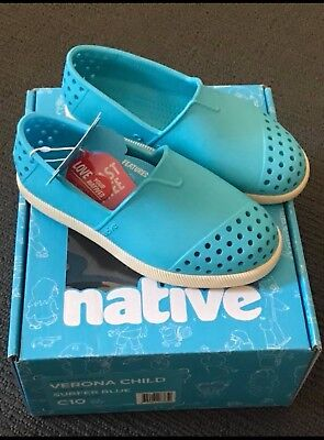 Native shoes for Kids, 10US