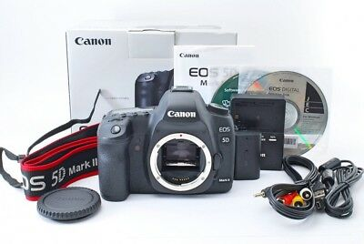 【Excellentー】 CANON EOS 5D Mark II body with Box #329567
