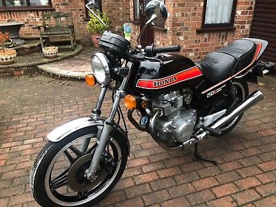 Honda CB250N Superdream Deluxe 1982 Y reg original AMAZING condition & low miles