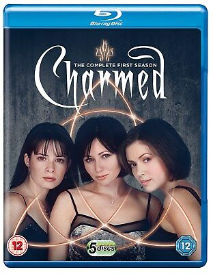 Charmed: Season 1 (Box Set) [Blu-ray]