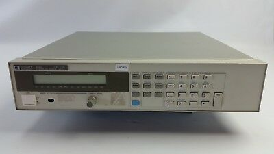 Hp Hewlett Packard 6641A 0-8V/0-20A System Dc Pover Supply Ger.3348A-00241