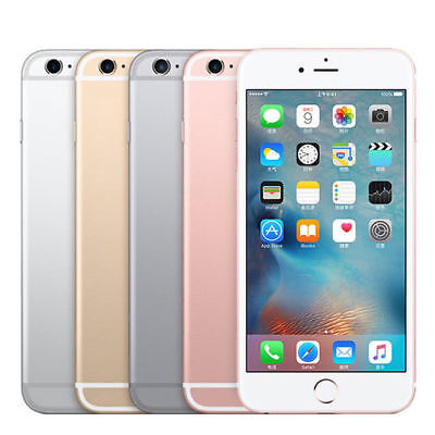 Apple iPhone 6s Plus 16GB 64GB 128GB Smartphone 4G LTE Factory Unlocked