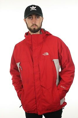 Vintage THE NORTH FACE Hyvent Hooded Jacket Coat | Retro Outdoors | Medium M