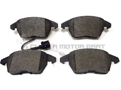 VW GOLF MK5 2.0 GT TDi 2004-2009 FRONT BRAKE PADS SET OF 4