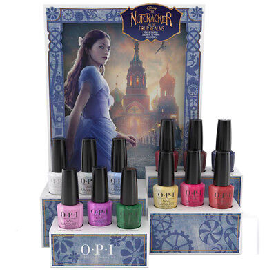OPI The Nutcracker & The Four Realms Nail Polish Holiday Collection 2018 - 15ml