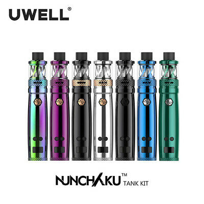 Genuine UWELL Nunchaku 80w Vape Starter Kit with 2ml Nunchaku Tank