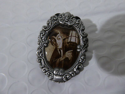 Disney Trading Pins 125369 Haunted Mansion Cameo Mystery Collection - Dracula on