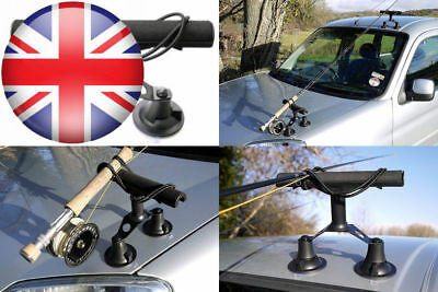 New Vac:Rac Rod Rack Car Holder Carrier - Combi / Multi Standard / Quad / LocRac