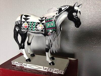 """The Trail Of Painted Ponies """"tewa Horse"""" #1546 7E/7.877"""