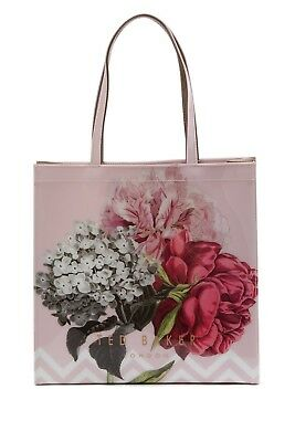677bdf74396af7 Ted Baker London Emelcon Palace Gardens Large Icon Tote Bag NWT