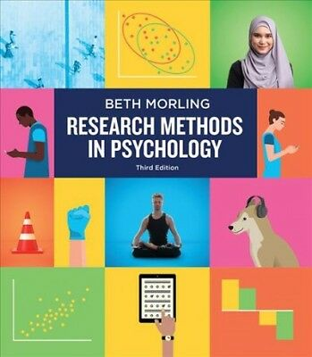 Research Methods in Psychology : Evaluating a World of Information, Paperback...
