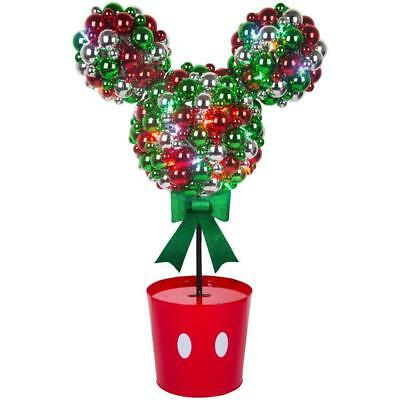 Gemmy Disney/Pixar 38.583-in Mickey Mouse Tree with Multicolor LED Lights
