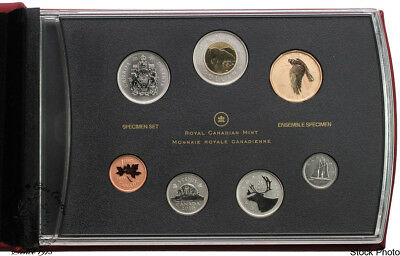 Canada 2010 Northern Harrier Specimen Coin Set