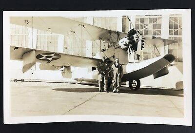 Original 1931 Historical Official Photo US Navy Aircraft USS Loening OL-8