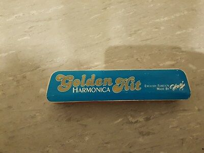 Golden Hit Harmonica