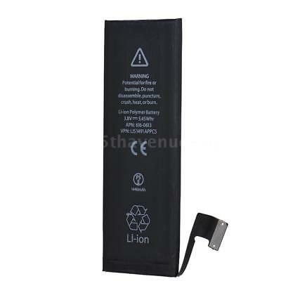 High Capacity Phone Relacement Battery For iPhone 5 1440mAh 3.8V Mobile J0Q1