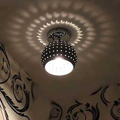 Mini Led Ceiling Light Dome Lamp Flush Mounted Lighting Chandeliers Fixtures New