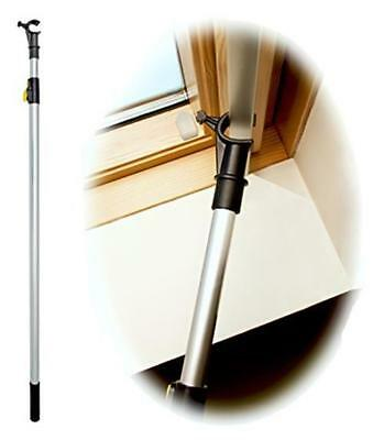 WinHux® Telescopic Window Pole Rod Opener Designed to Control VELUX® Skylight