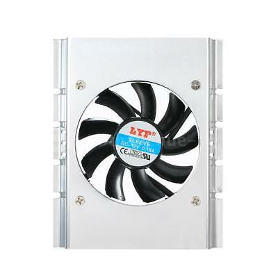"""4 Pin 3.5""""Hard Disk Drive HDD Cooler Cooling Fan Low-noise Heat Dissipation B3G2"""
