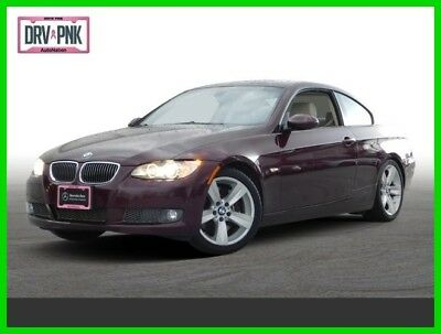 2009 BMW 335 335i 2009 335i Used Turbo 3L I6 24V Automatic Rear Wheel Drive Coupe Premium