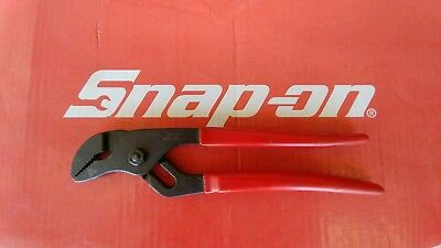 """Snap On Tools 9-1/4"""" Long Adjustable Joint Tongue & Groove Pliers 91CP"""