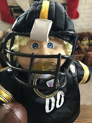 Pittsburgh Steelers Nfl Build A Bear Uniform On Cabbage Patch Pacifier Kid