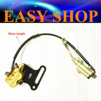 12mm Hydraulic Rear Disc Brake Caliper System 50cc 110cc 125cc PIT PRO Dirt Bike
