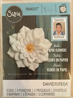 Sizzix David Tutera Framelits (Die) - Large Lily - Flower, Floral, Wedding