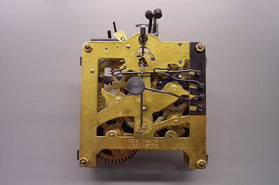 SCHATZ 8 DAY CUCKOO CLOCK MOVEMENT REPAIR SERVICE -- KU50 Jahresuhrfabrik